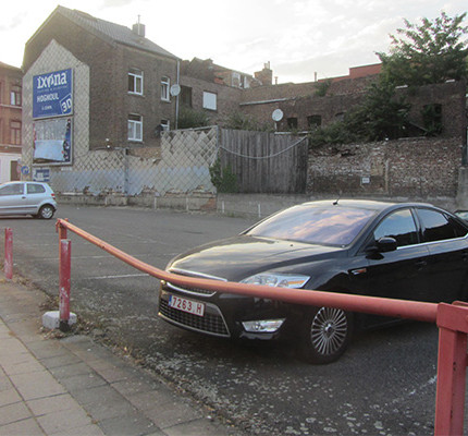 Parking Légia - Liège
