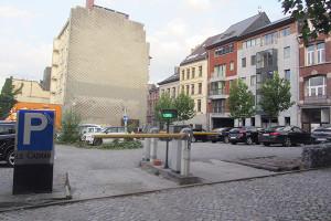 Parking Saint-Hubert - Liège