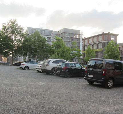 Parking Saint-Hubert - Liège